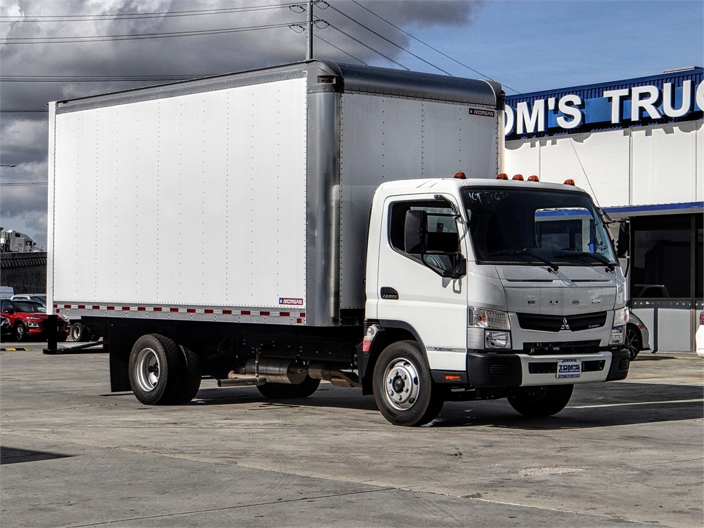 2019 Mitsubishi Fuso FE160, Morgan Dry Freight #MKT7631 - photo 1