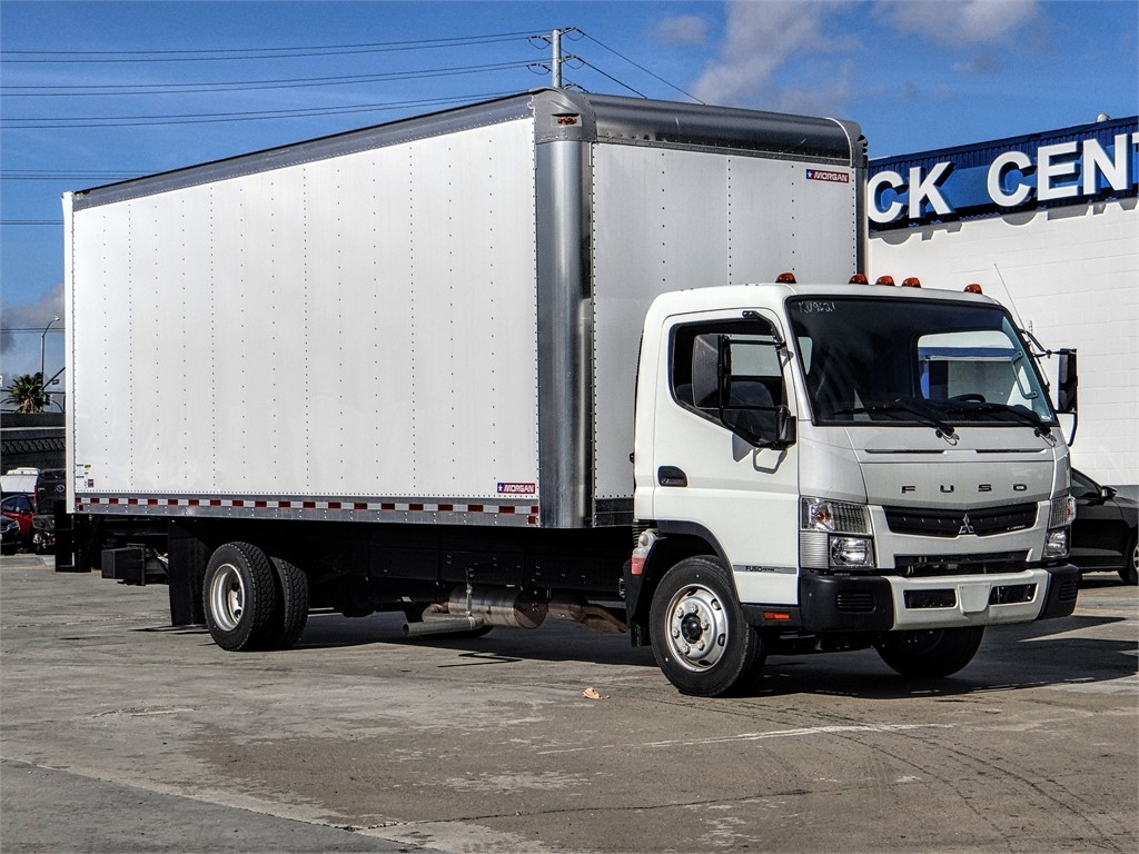 2019 Mitsubishi Fuso FE160, Morgan Dry Freight #MKV9621 - photo 1