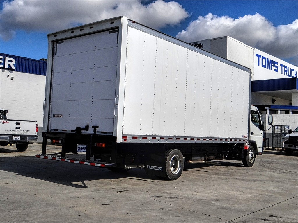 2019 Mitsubishi Fuso FE160, Morgan Dry Freight #MKV9629 - photo 1