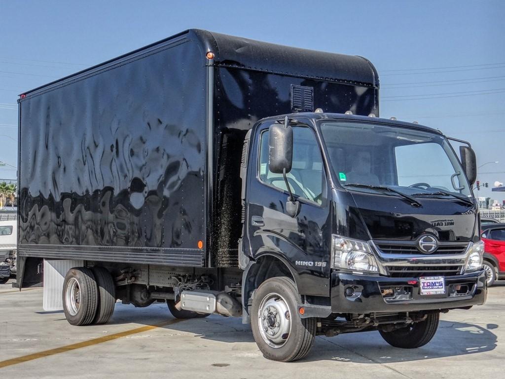 2016 Hino 195, Dry Freight #U004372 - photo 1