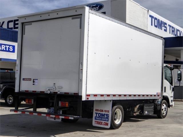 2020 Isuzu NPR-HD Regular Cab 4x2, Morgan Dry Freight #Z012086 - photo 1
