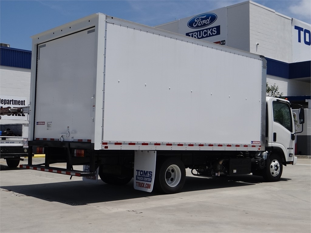 2020 Isuzu NPR-HD Regular Cab 4x2, Morgan Dry Freight #Z012109 - photo 1