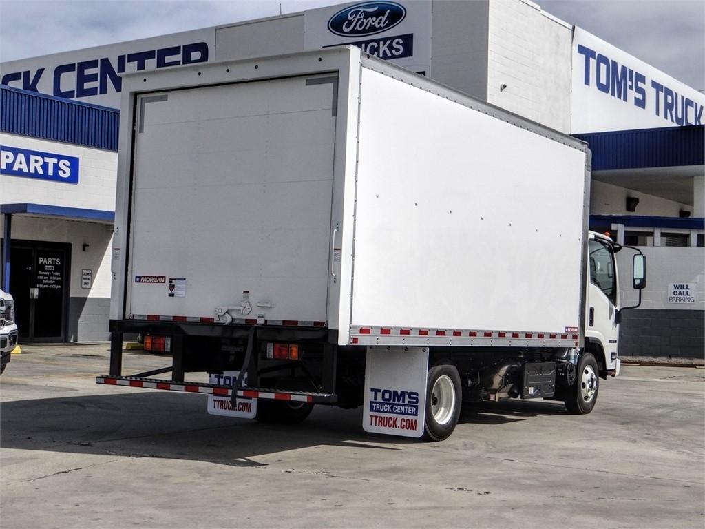 2020 Isuzu NPR-HD Regular Cab 4x2, Morgan Dry Freight #Z012110 - photo 1