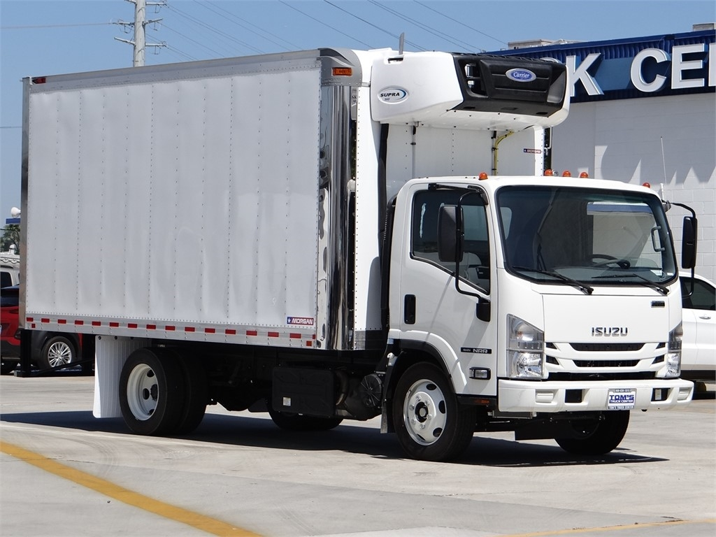 2020 Isuzu NRR Regular Cab 4x2, Morgan Dry Freight #Z304280 - photo 1