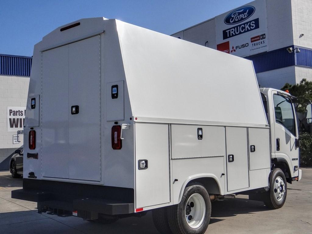 2020 Isuzu NPR Regular Cab 4x2, Knapheide Service Utility Van #Z804722 - photo 1