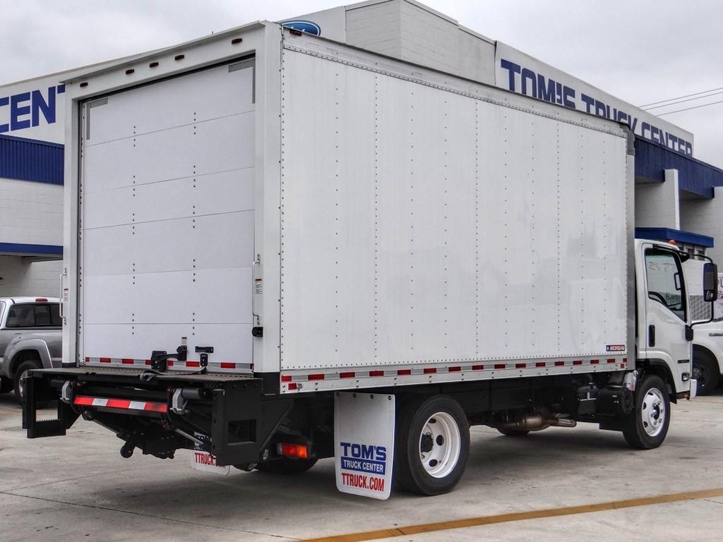 2020 Isuzu NPR-HD Regular Cab 4x2, Morgan Dry Freight #Z805575 - photo 1