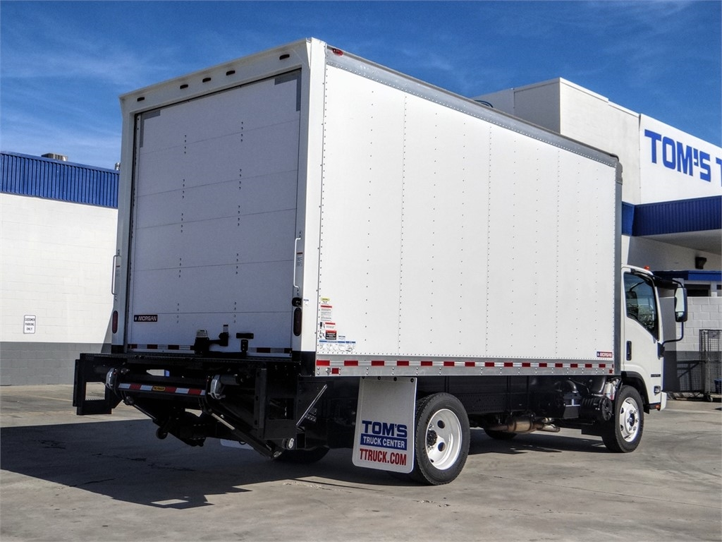 2019 Isuzu NPR-HD Regular Cab 4x2, Morgan Dry Freight #Z805946 - photo 1