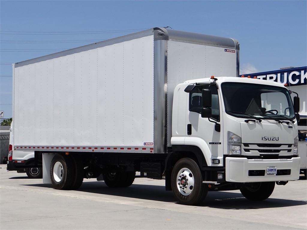 2020 Isuzu FTR Regular Cab 4x2, Morgan Dry Freight #ZG50503 - photo 1