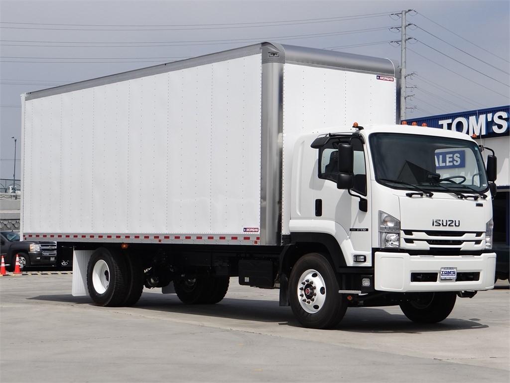2020 Isuzu FTR Regular Cab 4x2, Morgan Dry Freight #ZG50510 - photo 1