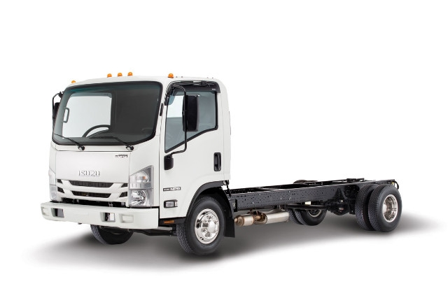 2020 Isuzu NPR-XD Regular Cab 4x2, Cab Chassis #ZK01839 - photo 1