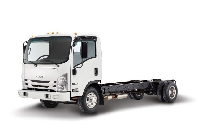 2020 Isuzu NPR-XD Regular Cab 4x2, Cab Chassis #ZK02096 - photo 1