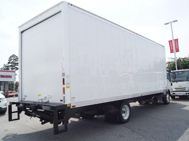2019 Isuzu NRR Regular Cab 4x2, Complete Dry Freight #IZ1383 - photo 1
