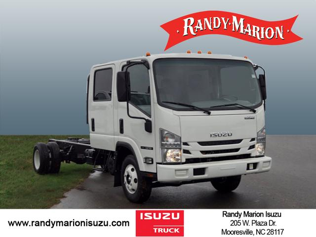 2019 Isuzu NPR-HD Crew Cab 4x2, Cab Chassis #IZ1531 - photo 1