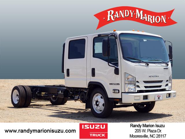 2019 Isuzu NPR-HD Crew Cab 4x2, Cab Chassis #IZ1532 - photo 1