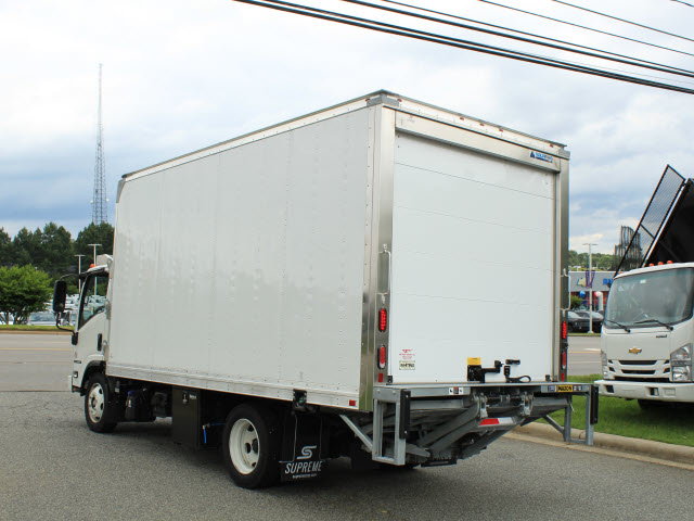 2020 Isuzu NRR Regular Cab 4x2, Supreme Refrigerated Body #IZ1535 - photo 1