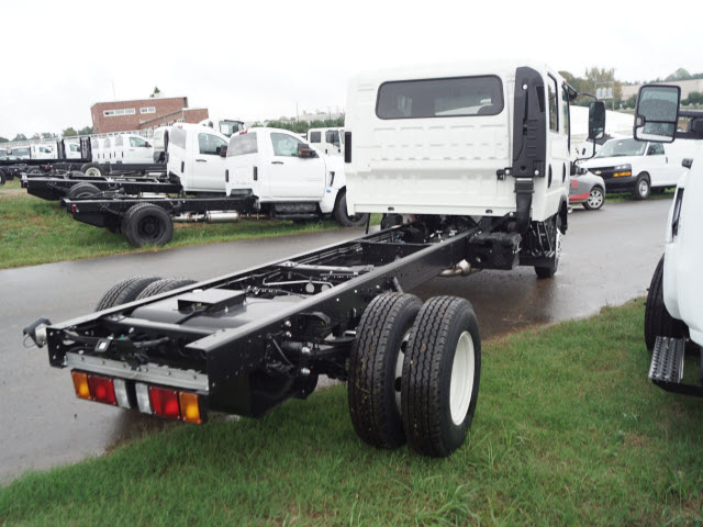 2019 Isuzu NPR-HD Crew Cab 4x2, Cab Chassis #IZ1538 - photo 1