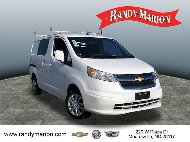 2015 Chevrolet City Express FWD, Upfitted Cargo Van #TR78765A - photo 1