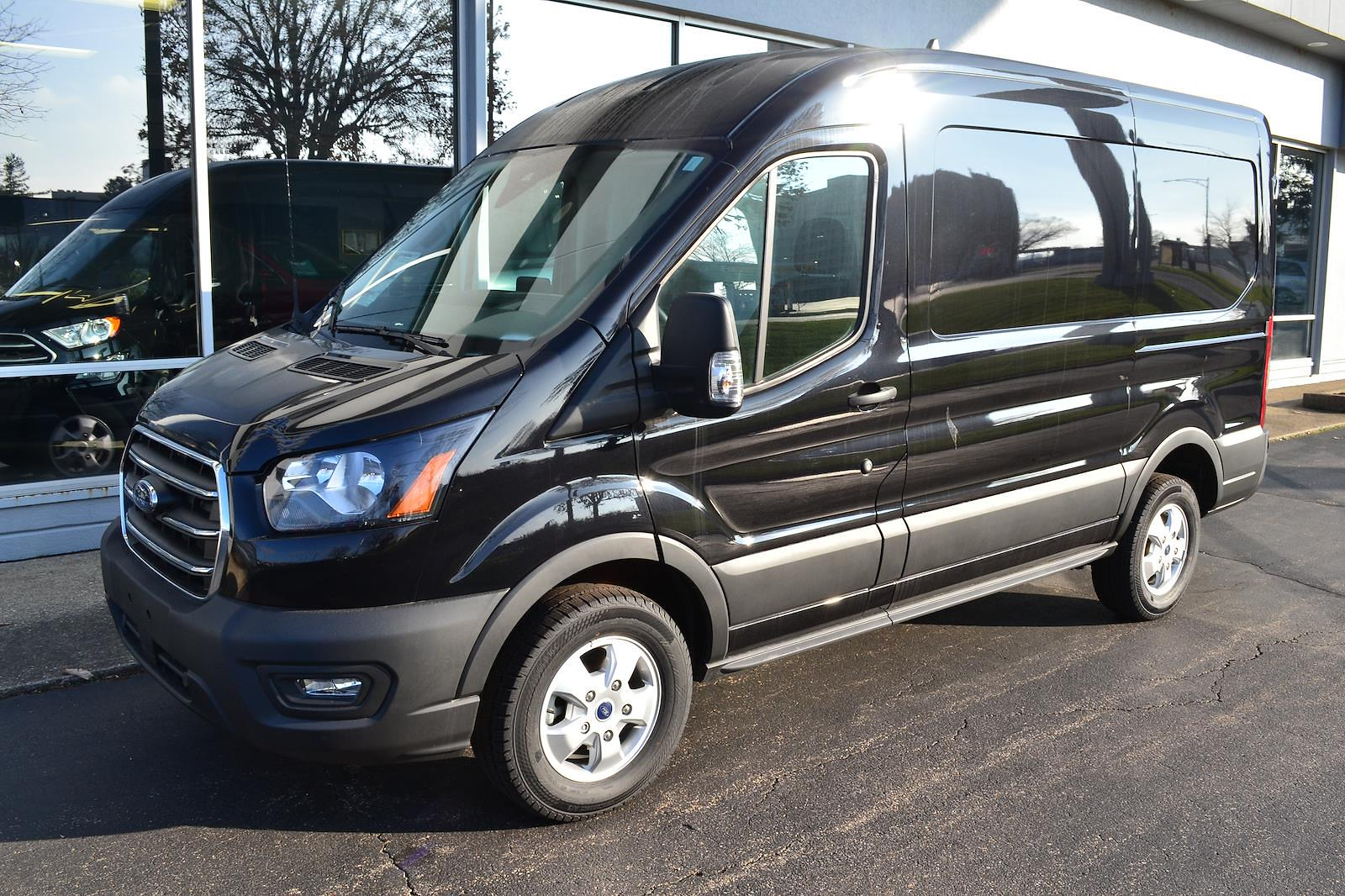 2020 Ford Transit 250 Med Roof 4x2, Empty Cargo Van #A342 - photo 1