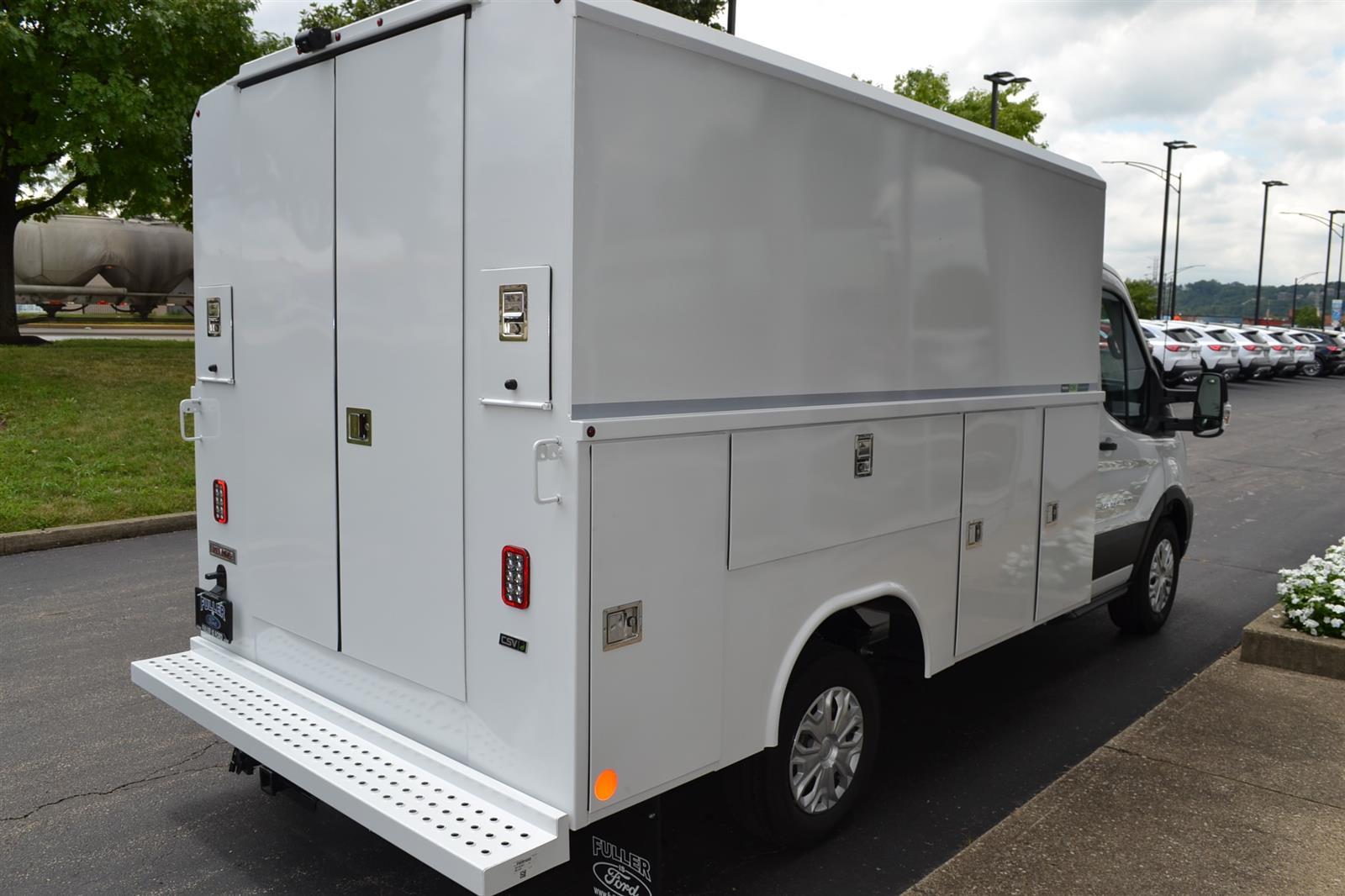 2020 Ford Transit 350 RWD, Reading Service Utility Van #A385 - photo 1