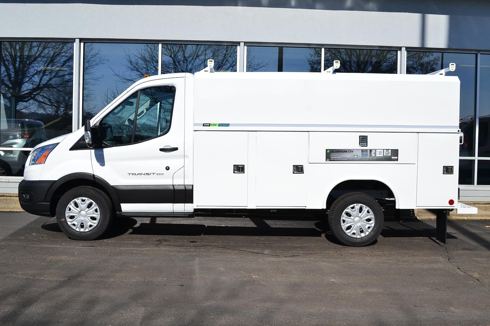 2020 Ford Transit 350 4x2, Reading Service Utility Van #A551 - photo 1