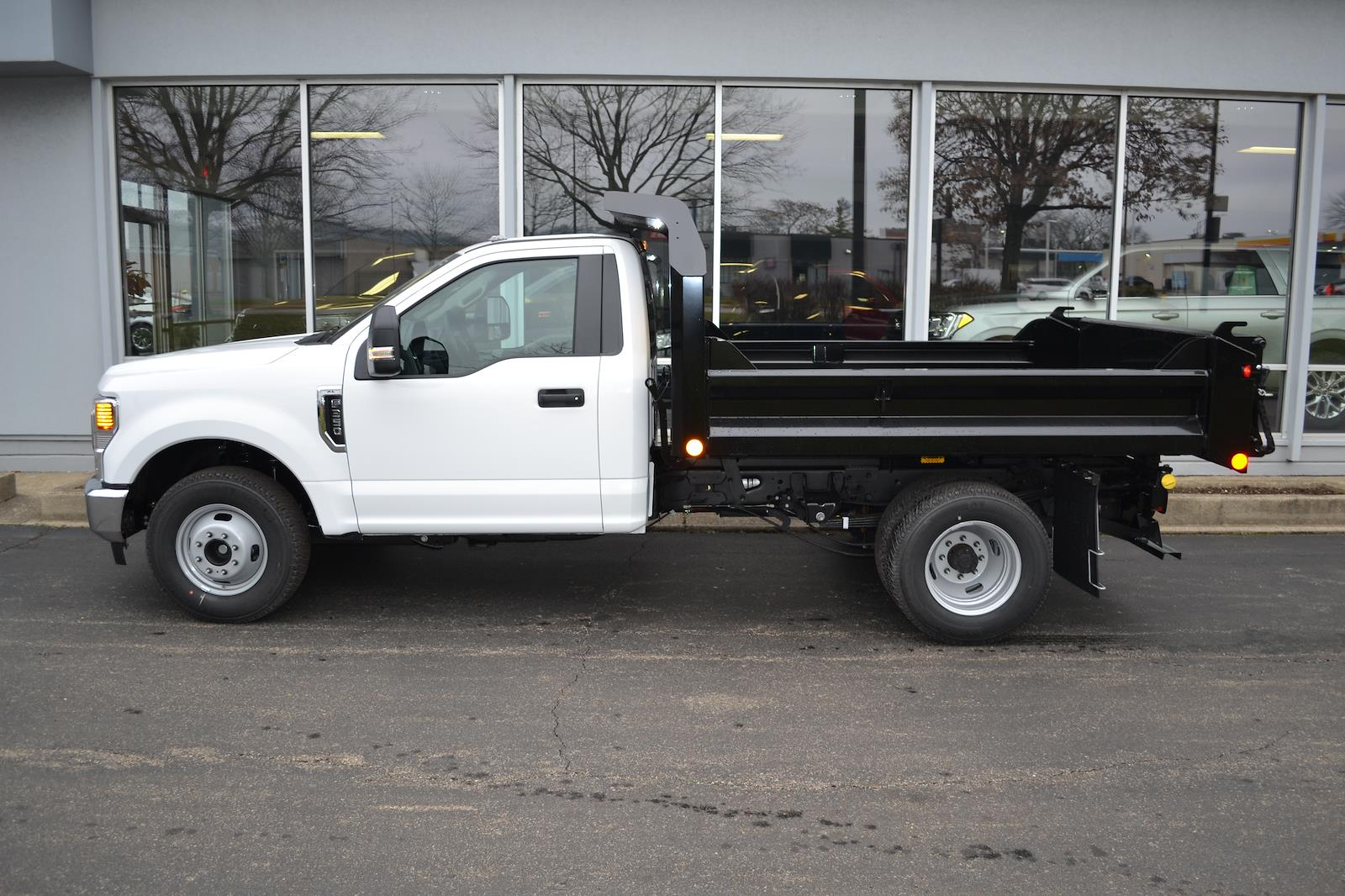2021 Ford F-350 Regular Cab DRW 4x2, Crysteel Dump Body #B126 - photo 1