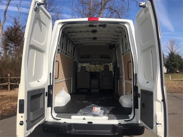 2020 Nissan NV2500 High Roof 4x2, Empty Cargo Van #D810526 - photo 1