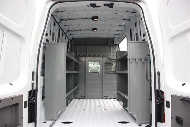2020 Nissan NV3500 High Roof 4x2, Adrian Steel Upfitted Cargo Van #L811945 - photo 1