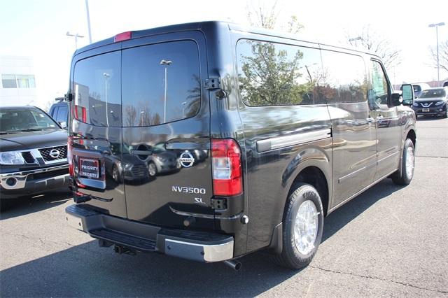 2020 Nissan NV3500 4x2, Passenger Wagon #D851511 - photo 1