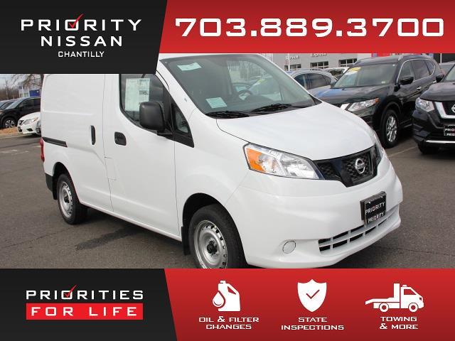 2021 Nissan NV200 4x2, Empty Cargo Van #L693661 - photo 1