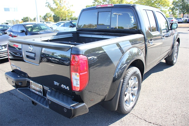 2020 Nissan Frontier Crew Cab 4x4, Pickup #L709552 - photo 1