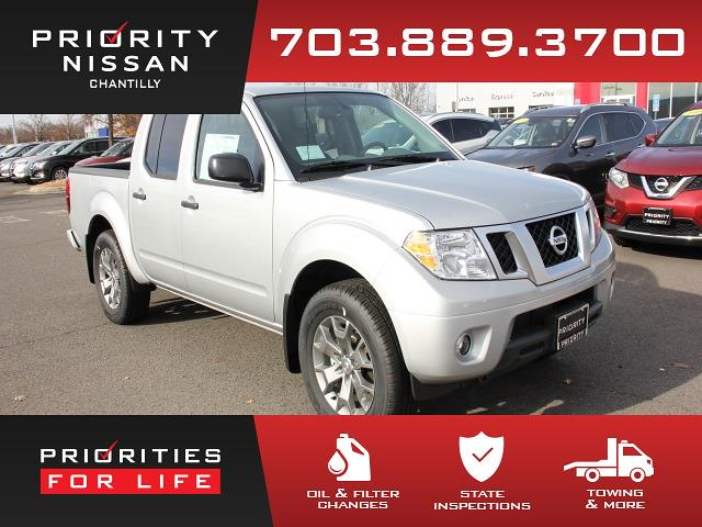 2020 Nissan Frontier Crew Cab 4x4, Pickup #L712271 - photo 1