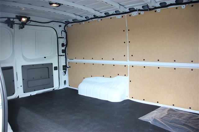 2020 Nissan NV2500 Standard Roof 4x2, Empty Cargo Van #L802274 - photo 1