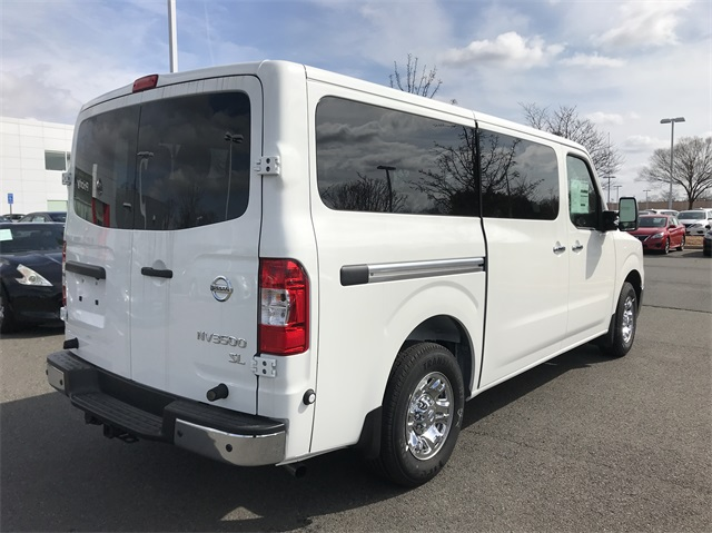 2019 Nissan NV3500 Standard Roof 4x2, Passenger Wagon #L850683 - photo 1
