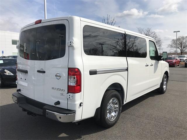 2019 Nissan NV3500 Standard Roof 4x2, Passenger Wagon #L852251 - photo 1