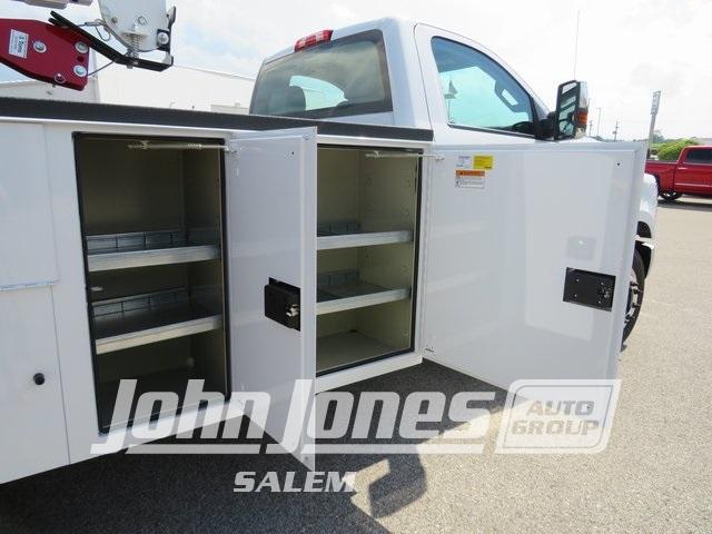 2020 Chevrolet Silverado 5500 Regular Cab DRW 4x2, Knapheide Steel Service Body Mechanics Body #S1151L - photo 16