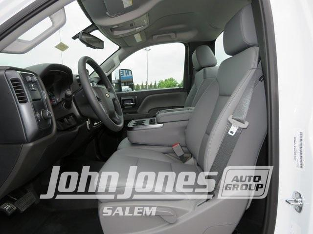 2020 Chevrolet Silverado 5500 Regular Cab DRW 4x2, Knapheide Steel Service Body Mechanics Body #S1151L - photo 9