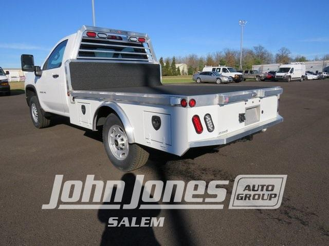 2020 Chevrolet Silverado 2500 Regular Cab 4x4, Duramag Hauler Body #S1252L - photo 15