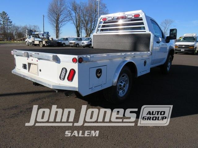 2020 Chevrolet Silverado 2500 Regular Cab 4x4, Duramag Hauler Body #S1252L - photo 2