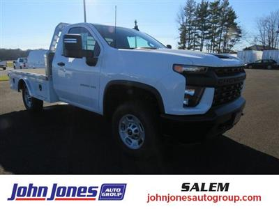 2020 Chevrolet Silverado 2500 Regular Cab 4x4, Duramag Hauler Body #S1252L - photo 1