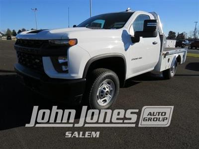 2020 Chevrolet Silverado 2500 Regular Cab 4x4, Duramag Hauler Body #S1252L - photo 3