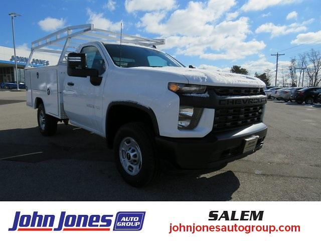 2020 Chevrolet Silverado 2500 Regular Cab 4x4, Duramag Service Body #S1287L - photo 1