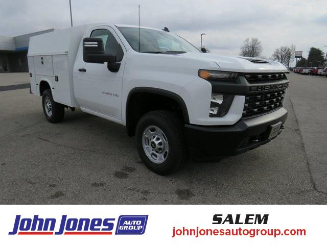 2020 Chevrolet Silverado 2500 Regular Cab 4x4, Knapheide Service Body #S1288L - photo 1