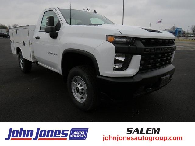 2020 Chevrolet Silverado 2500 Regular Cab 4x4, Duramag Service Body #S1289L - photo 1