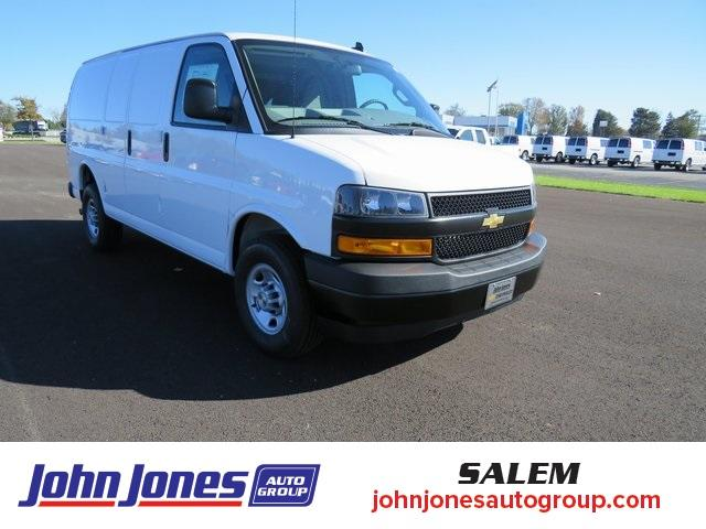 2020 Chevrolet Express 2500 4x2, Empty Cargo Van #S1410L - photo 1