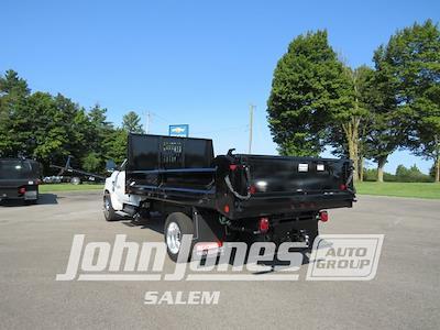 2021 Silverado 4500 Regular Cab DRW 4x2,  Dump Body #S1567M - photo 11