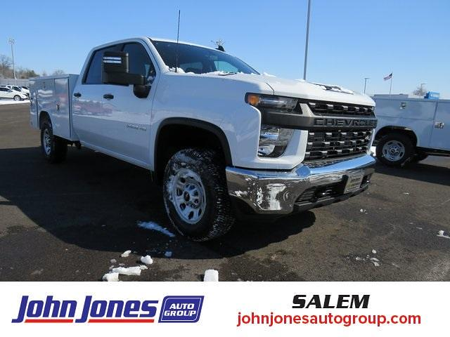 2021 Chevrolet Silverado 3500 Crew Cab 4x4, Reading Service Body #S1569M - photo 1