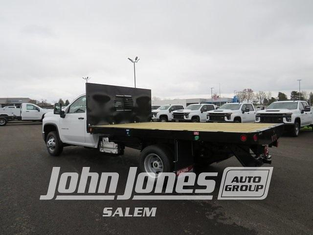 2021 Silverado 3500 Regular Cab 4x4,  Blue Ridge Manufacturing (Freedom) Workhorse Platform Body #S1628M - photo 14