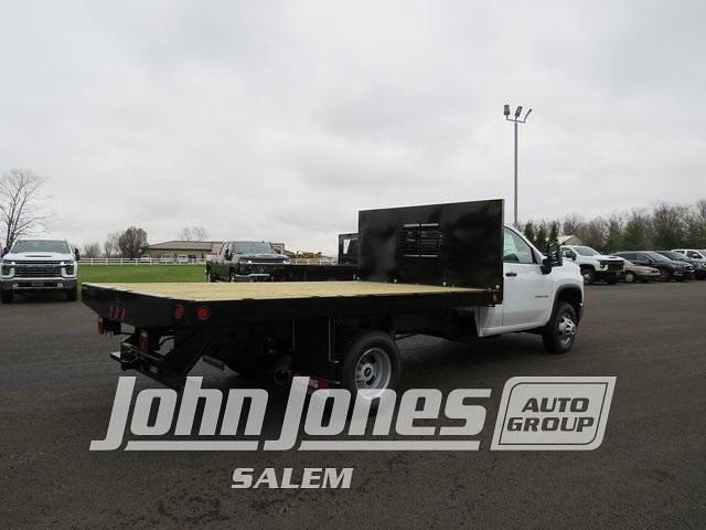 2021 Silverado 3500 Regular Cab 4x4,  Blue Ridge Manufacturing (Freedom) Workhorse Platform Body #S1628M - photo 2