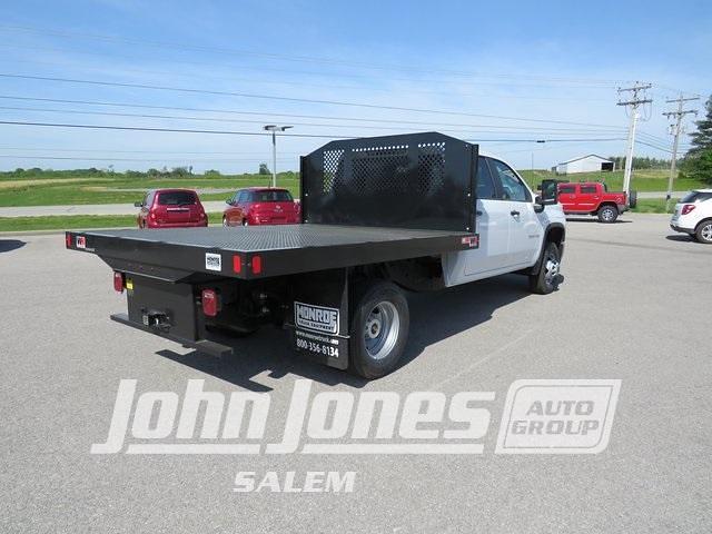 2021 Silverado 3500 Crew Cab 4x4,  Monroe Truck Equipment Work-A-Hauler II Platform Body #S1695M - photo 16