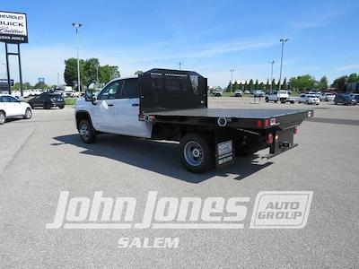 2021 Silverado 3500 Crew Cab 4x4,  Monroe Truck Equipment Work-A-Hauler II Platform Body #S1695M - photo 14